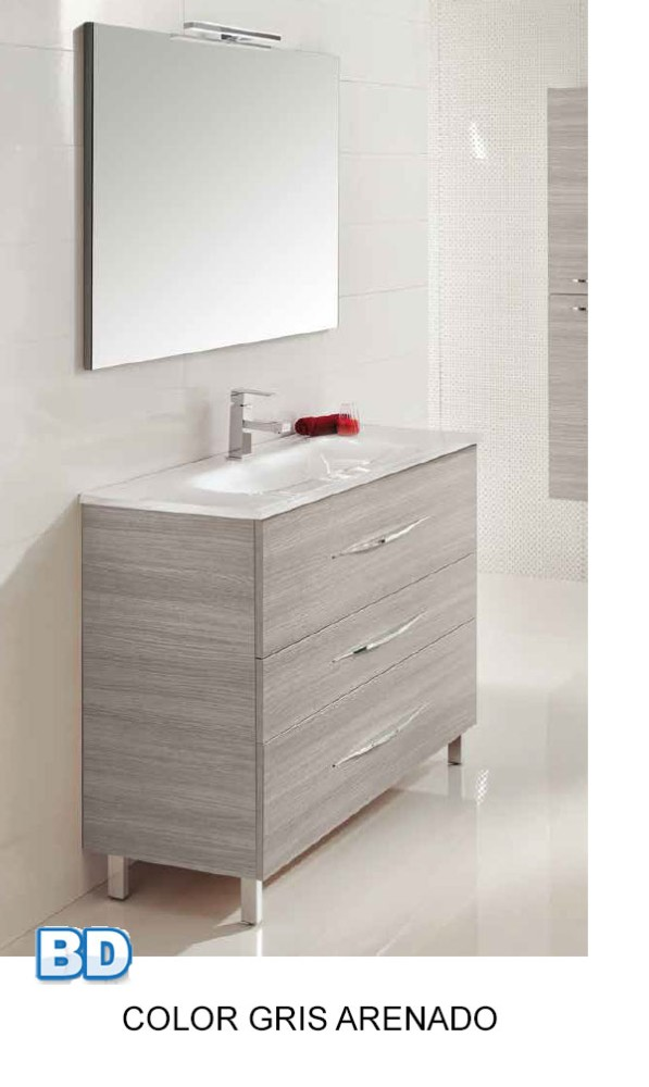 mueble de baño 3 cajones - Ítem2