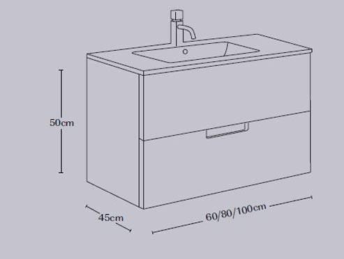 Mueble de baño Évora - Ítem12