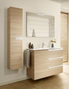 Mueble de baño Roca Family con 3 cajones