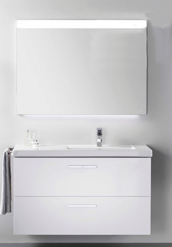 Mueble de baño Prisma 2 cajones