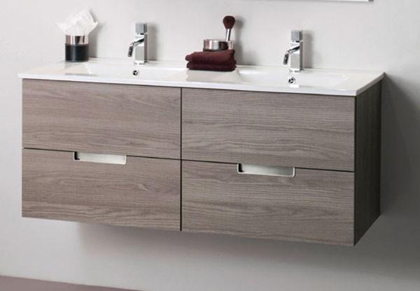 Mueble de baño y lavabo Evora 120 cm de Madero