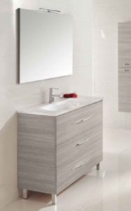 mueble de baño 3 cajones