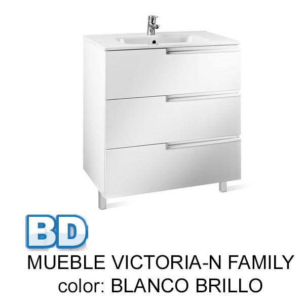 Mueble ba o pack victoria n family roca ba o decoraci n for Mueble roca victoria