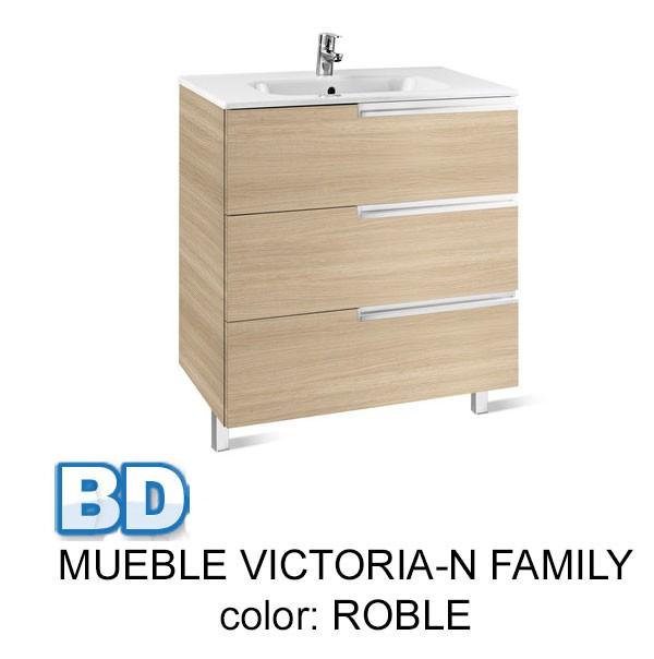 Mueble de baño Roca Family con 3 cajones - Ítem4
