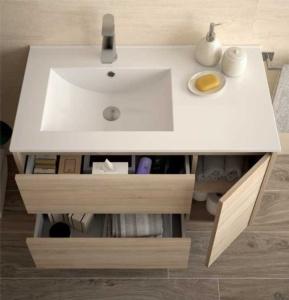 Lavabo y mueble Noja 855 de Salgar