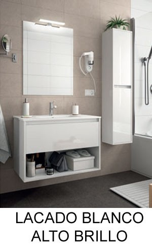 Noja Salgar con hueco - Mueble de baño - Ítem4