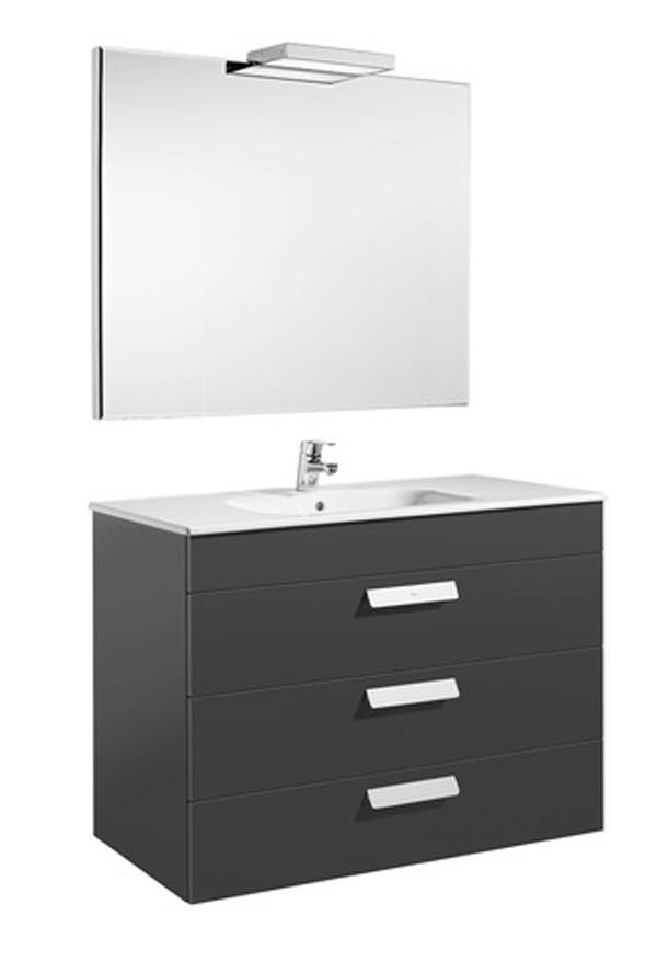 Muebles Baño Medidas Reducidas:mueble de baño roca, mueble debba standard, mueble de baño debba de