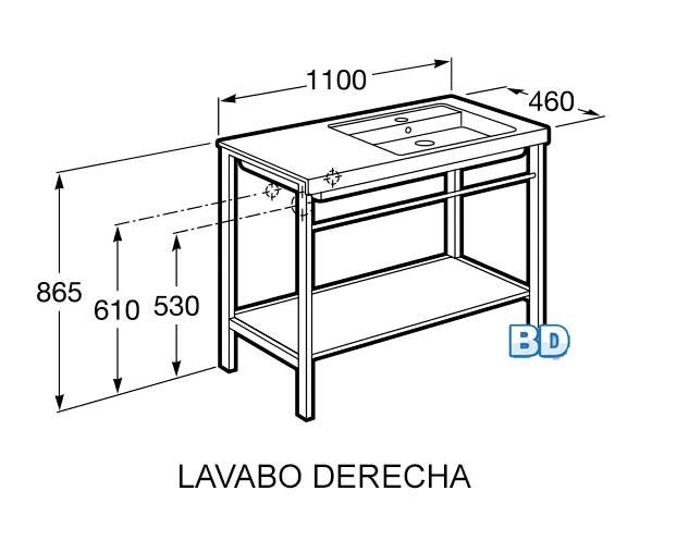 Mueble de baño Prisma - Ítem6