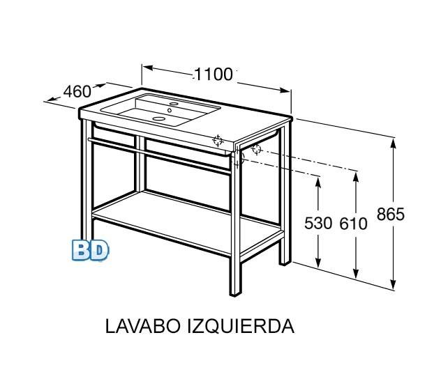 Mueble de baño Prisma - Ítem5