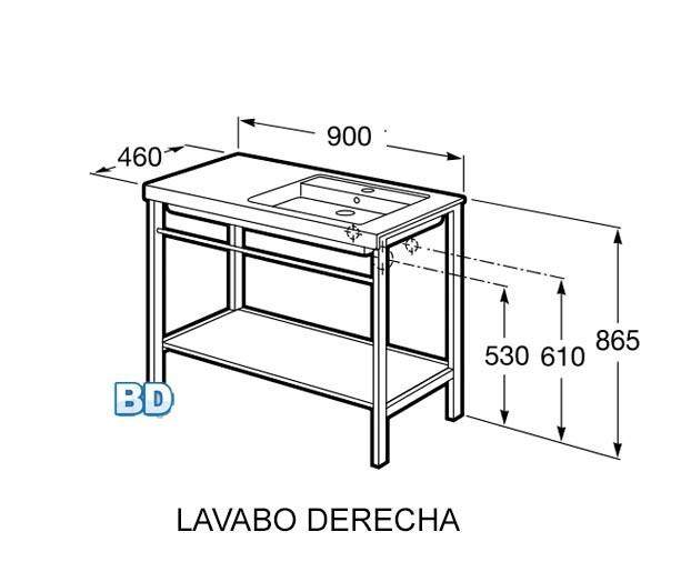 Mueble de baño Prisma - Ítem3