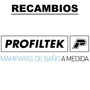 Recambios Profiltek mamparas