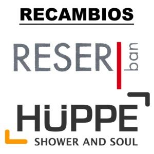 Recambios Reserban - Hüppe mamparas