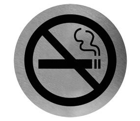 señaletica prohibido fumar