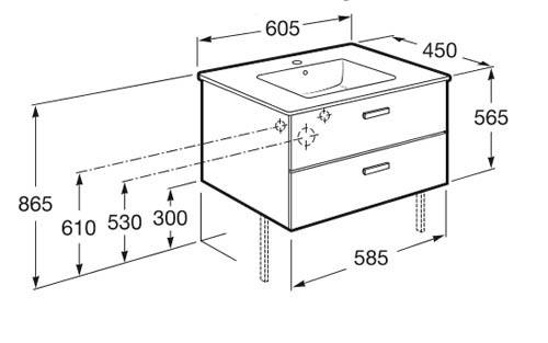 mueble de baño - Ítem9