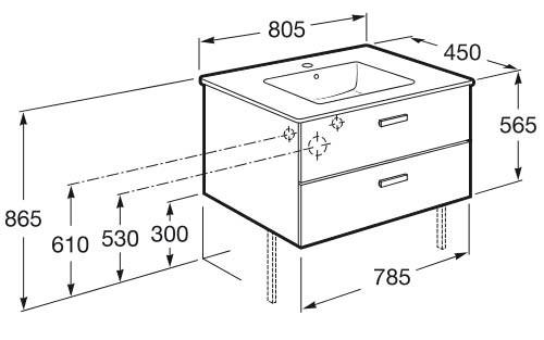 mueble de baño - Ítem11