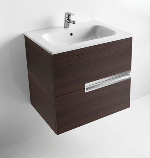 Muebles Baño Medidas Reducidas:Mueble de baño Unik Victoria-N de Roca