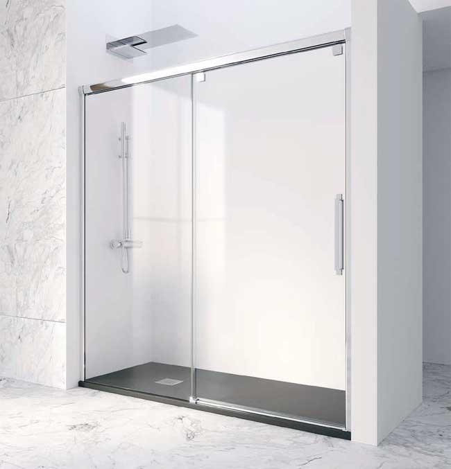 Mampara de ducha vetro profiltek ba o decoraci n - Profiltek mamparas de bano ...