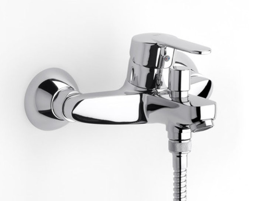 Griferia Para Baño Ducha:Grifo ducha Victoria – Griferia Roca