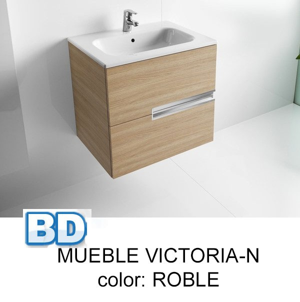Muebles De Baño Vitoria:Mueble de baño Pack Victoria-N Roca