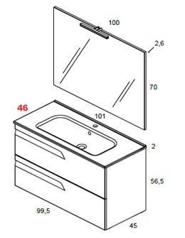 mueble vitale bannio - Ítem14