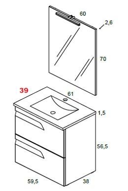 mueble vitale bannio - Ítem10