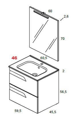 mueble vitale bannio - Ítem12