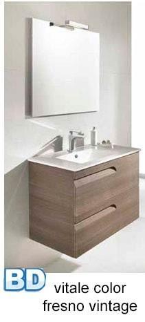 Mueble y lavabo Vitale 120 cm de Bannio - Ítem3