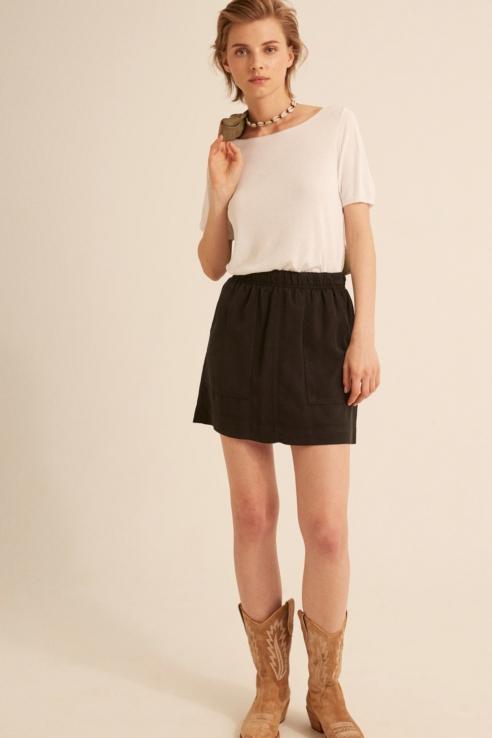 short skirt cargo pockets