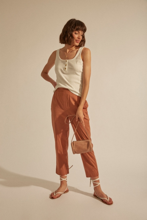siena loose trousers