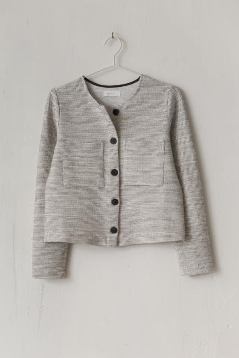 chaqueta corta chanel