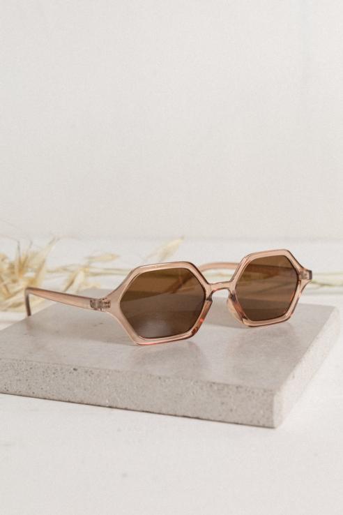 acetate rose sunglasses