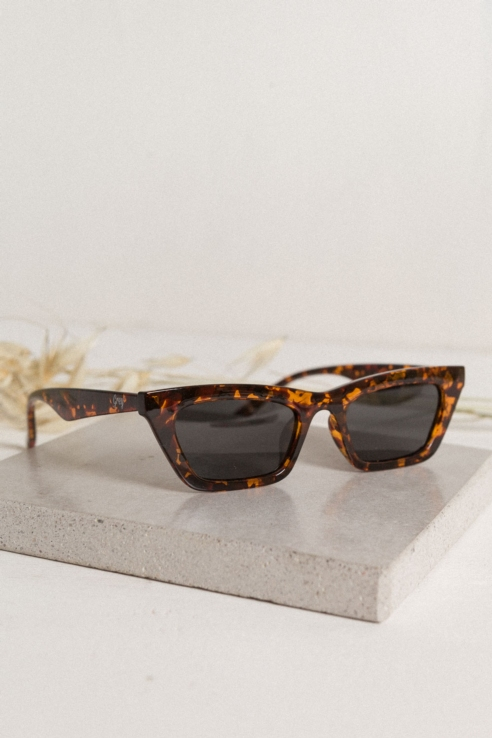 carey retro sunglasses