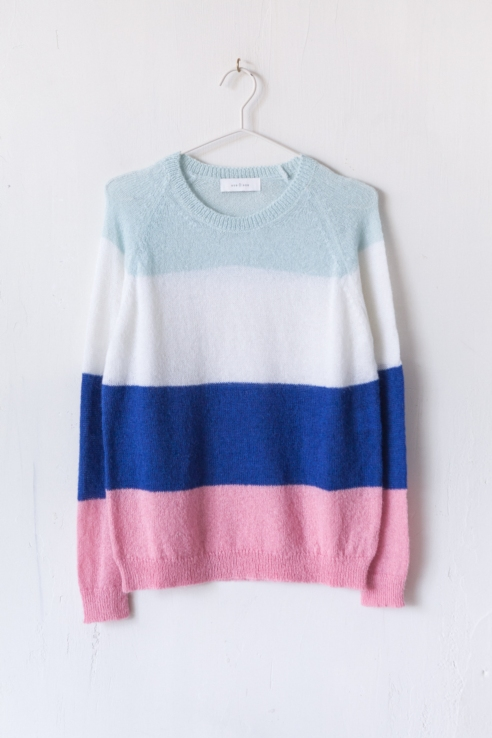 jersey franjas colores
