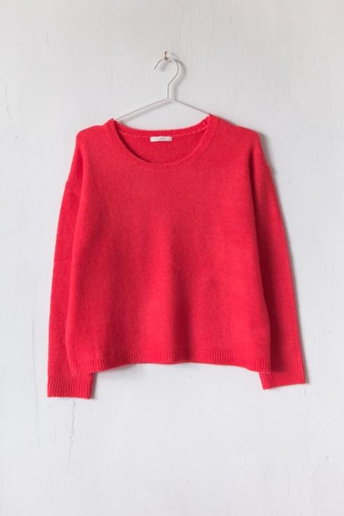 jersey monocolor rojo