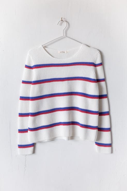 jersey rayas retro