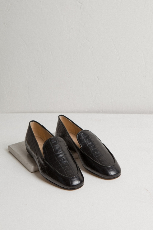 loafers coco leather