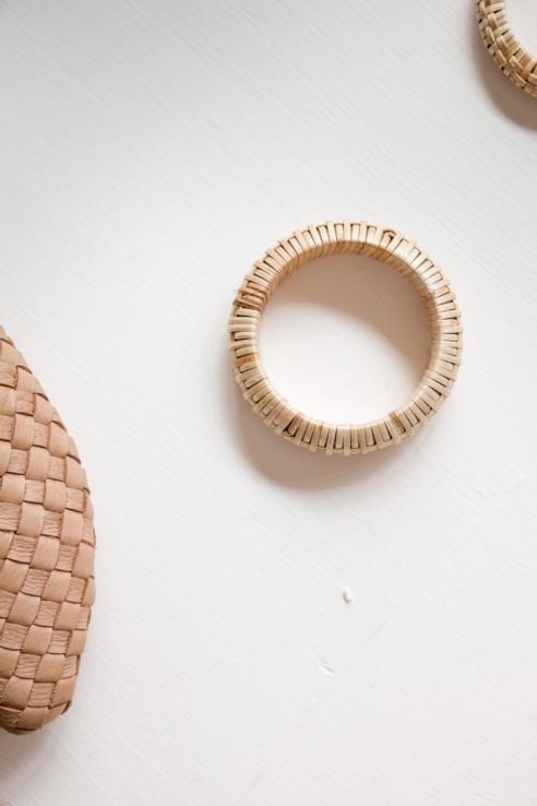 pulsera tribal caña