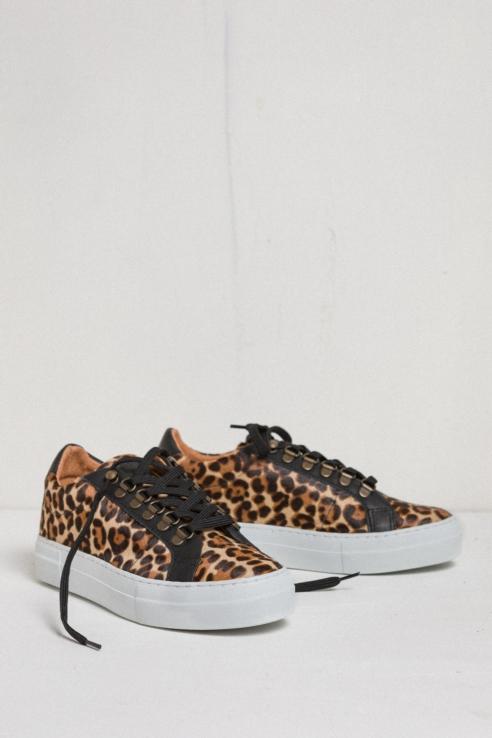 deportivas pelo leopardo