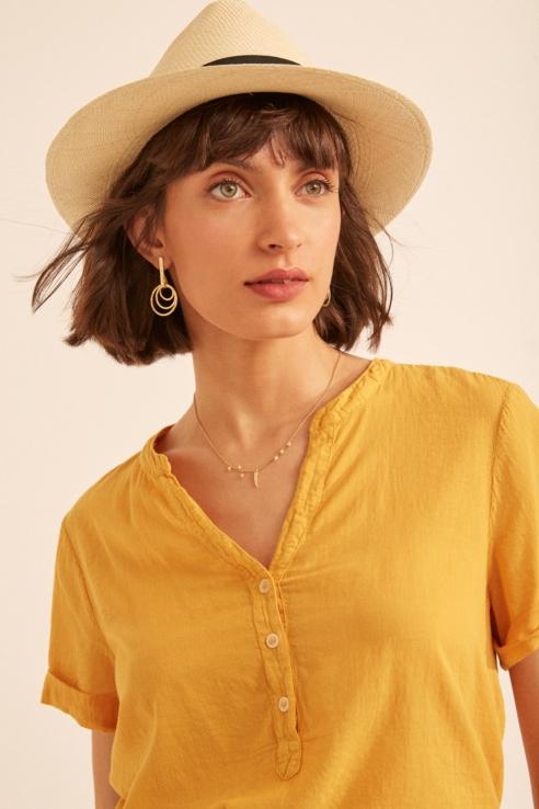 sombrero clásico panamá