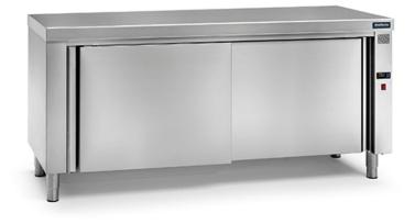 mesa caliente central gama 600 distform