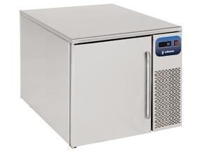 abatidor de temperatura compacto hosteleria catering colectividades edenox
