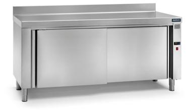 mesa caliente mural gama 700 distform