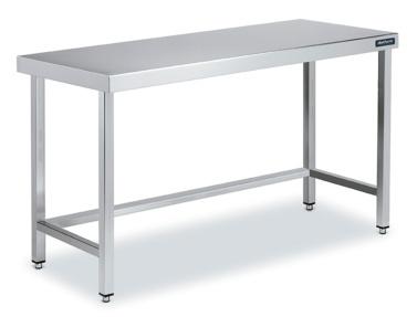 mesa central gama 700 con marco de refuerzo distform