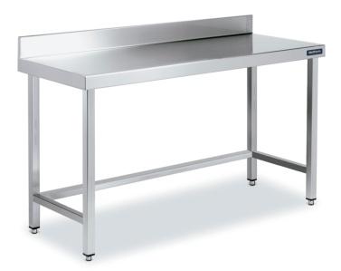 mesa mural gama 800 con marco de refuerzo distform