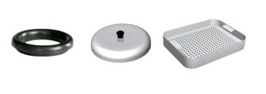 accesorios para mesas de prelavado distform