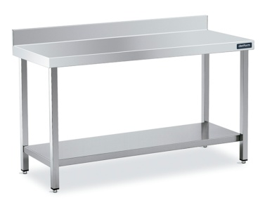 mesa mural gama 700 con estante distform