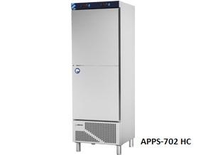 armarios refrigerados con compartimento para pescados edenox
