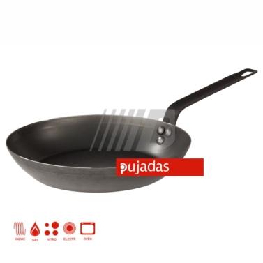 sarten,hosteleria,menaje,bateria,pujadas,acero,antiadherente,induccion,wok