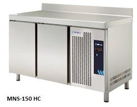 mesas mantenimiento de congelados edenox de hosteleria para restaurantes colectividades catering
