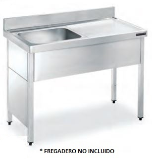 fregadero industrial distform para la hosteleria